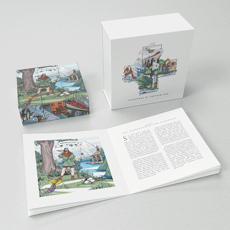 [:en]Discover the story of William Tell, the most popular Swiss hero, with VARSY'S Legends of Switzerland Puzzle.[:de]Entdecke die Geschichte des Schweizer Helden Wilhelm Tell und 5 weitere Legenden aus der Schweiz mit VARSY'S Schweiz Puzzle.[:]