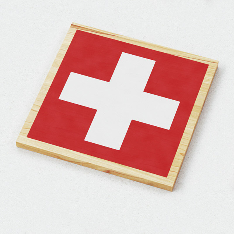 The Swiss Cross is more than just a coat of arms. Celebrate it with our popular Swiss souvenirs, our magnets of Switzerland.