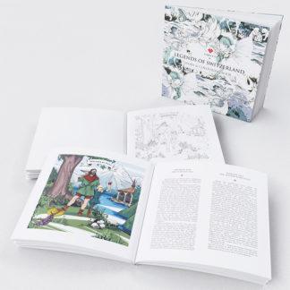 [:en]VARSY'S legends of Switzerland story and colouring book contains 62 pages with stories of Swiss heroes and illustrations of Swiss legends to colour in.[:de]VARSY'S Legenden der Schweiz Geschichten- und Malbuch lässt Sie Schweizer Helden und Legenden auf 62 Seiten entdecken.[:]